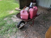3 gas cans in Spring, Texas