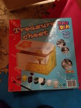 Kids DIY treasures chest in Sugar Grove, Illinois