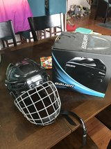 Boys Bauer Hockey Helmet in Plainfield, Illinois