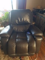 Power Leather Recliner in Alamogordo, New Mexico
