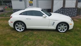 2005 Chrysler crossfire in Camp Lejeune, North Carolina