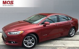 2016 Ford Fusion Hybrid Titanium >> Certified Pre Owned in Grafenwoehr, GE