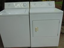 Frigidaire WASHER & DRYER in Cherry Point, North Carolina