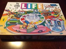 Simpsons Game of Life from 2004 by Milton Bradley - Discontinued & Rare! in Kingwood, Texas