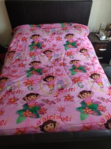 Nickelodeon Dora Reversible Full Bed Set in Fort Carson, Colorado