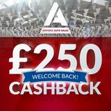 CASH BACK from AirForce Auto Sales in Lakenheath, UK