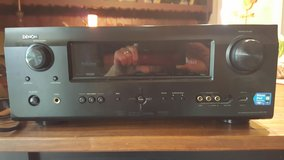 Denon AVR-791 Receiver, Remote and Manual in The Woodlands, Texas