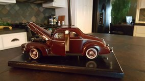 Custom Table Lamp 1940 Ford Coupe in Conroe, Texas