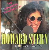 Howard Stern 1st Edition The Completely Unauthorized 1998 Hard Cover Book w Dust Jacket in Joliet, Illinois