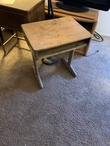vintage student desk in Alamogordo, New Mexico