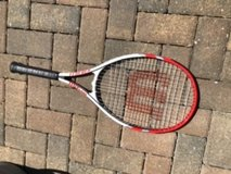 Two Wilson Tennis Raquets in Ramstein, Germany