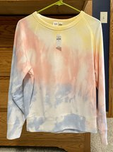GAP Tie-Dye Sweatshirt in Quad Cities, Iowa