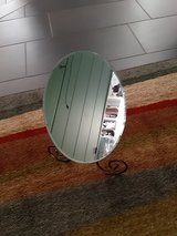 Stand up mirror in Ramstein, Germany