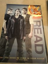 Hunger Games vinyl posters in Plainfield, Illinois