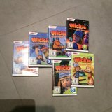Vickie the Viking DVD collection in Ramstein, Germany