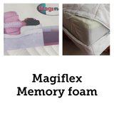 US KING SIZE MAGIFLEX MEMORY FOAM MATTRESS in Ramstein, Germany