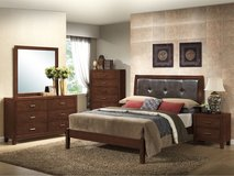 US KING SIZE BEDROOM SET in Ramstein, Germany
