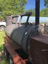 Trailer Mounted Smoker in Fort Leonard Wood, Missouri