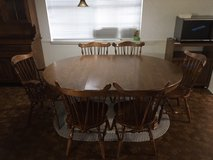 Dining Table and Chairs in Tomball, Texas