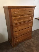 Chest of Drawers - Oak in Tomball, Texas