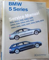 BMW 3 Series Service Manual Double Book in Spring, Texas