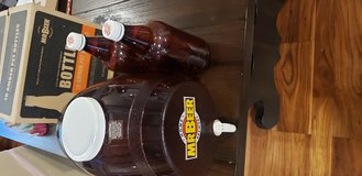 Mr Beer Home Brew  Kit and 15 bottles in Spring, Texas