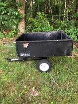 10 cu. ft. Steel Dump Cart in Fort Leonard Wood, Missouri