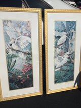 Pair of decorative pictures 14 X 30 in Naperville, Illinois