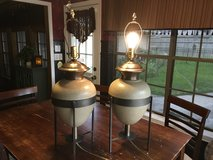 Two Lamps for $20 or One for $10.  No Shades in Kingwood, Texas