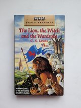 The Lion, the Witch and the Wardrobe by C.S. Lewis in Ramstein, Germany