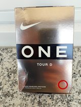 Nike One  Tour D golf balls in Ramstein, Germany