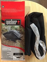 Weber Grill Cover in Naperville, Illinois