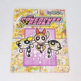 Vintage 2001 Powerpuff Girls Look & Find Over Sized Hard Cover Book Blossom Bubbles Buttercup in Plainfield, Illinois