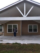 Exterior Home Repairs and Painting in Conroe, Texas
