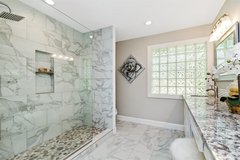 Bathroom Remodel for Less in Tomball, Texas