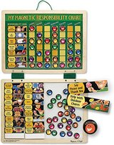 MELISSA & DOUG RESPONSIBILITY CHART in St. Charles, Illinois