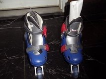 2 in 1 Brand New Training Adjustable Skates, Size 10-13 in Naperville, Illinois