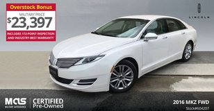 Certified Pre Owned Overstock!! >> Lincoln MKZ in Grafenwoehr, GE