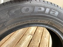 Tires - Bridgestone Ecopia P185/65R15_86H in Fort Carson, Colorado