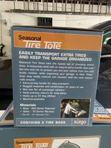 Kurgo Seasonal Tire Tote (new) in Fort Belvoir, Virginia