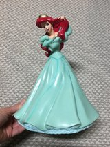 Little Mermaid Aerial coin bank in Bolingbrook, Illinois