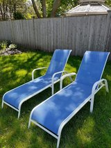 Patio Chaise Lounge chairs in Joliet, Illinois