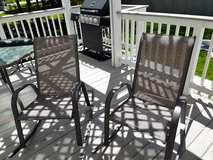 Patio Sling Rocking Chairs in Joliet, Illinois