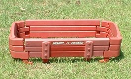 radio flyer wagon side rail parts for DIY in Warner Robins, Georgia