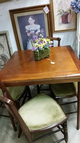 Vintage Card Table in Fort Campbell, Kentucky