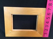 Laser Cut Sports Frame in Plainfield, Illinois