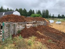 Little Farm on the prairie seeks your weeds, yardwaste, cardboard in Fort Lewis, Washington