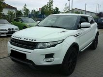 2012 Range Rover Evoque in Ramstein, Germany