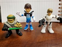 Imaginext figures in Kingwood, Texas