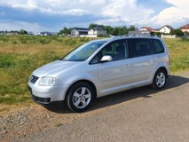 VW TOURAN 1.9 tdi Diesel Automatik New Inspektion 2005 only 108.000 miles in Ramstein, Germany